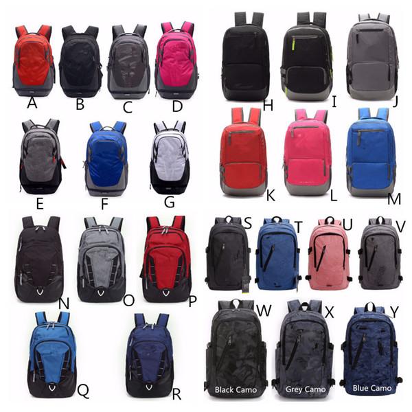 Designer Marca U Um Estudantes Bolsa Escola Unisex Mochilas Casual Laptop Backpack Outdoor Waterproof grande capacidade Knaspack 25 cores