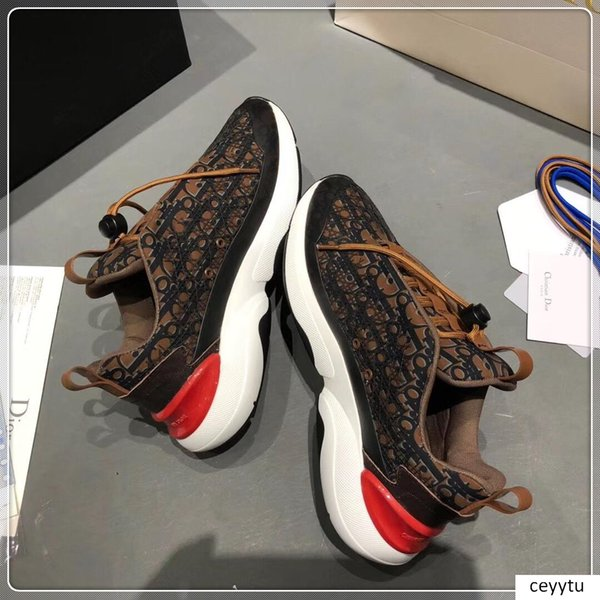 2019NK spring and autumn men s casual sports shoes high-top belt travel sneakers, with micro-standard, with the original box fast delivery