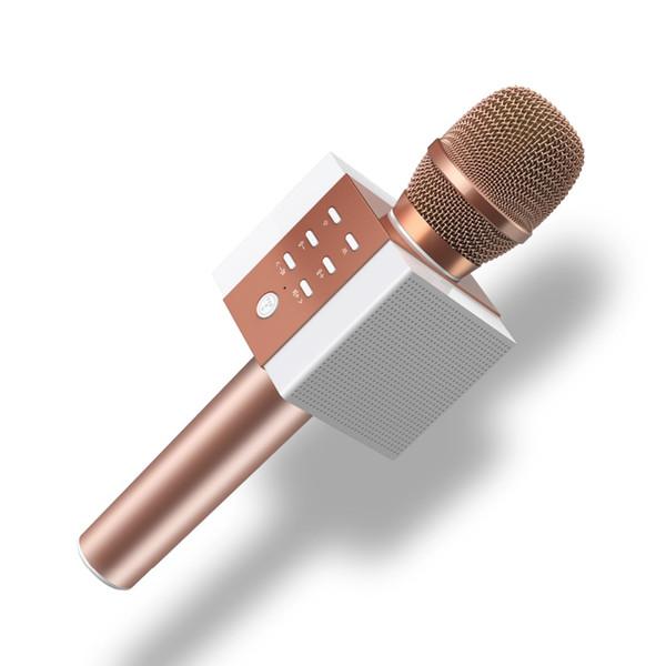 marque originale Tosing 008 3 en 1 Handheld Microphone Karaoke avec un bouton pour supprimer Singsing originale Fonction Chantez Anytime