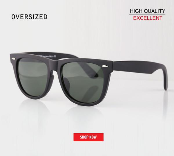 2019 oculos piazza moda pilota oversize occhiali da sole per le donne uomini designer di marca grandi uomini di marca sport rd2140 occhiali da sole 54mm gafas