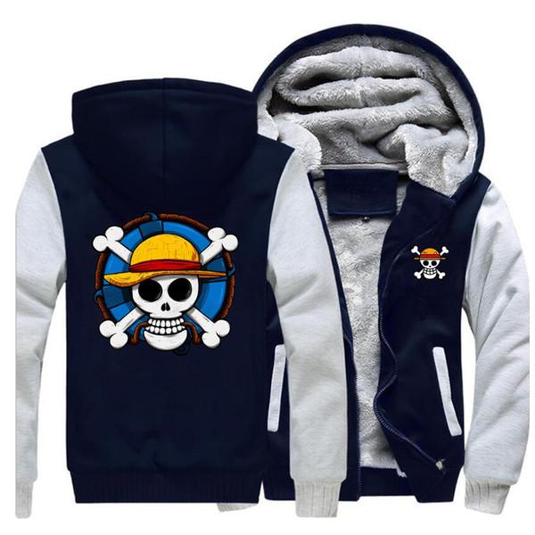 men raglan one piece plus size fleece warm sweatshirt fashion print hooded hoodie 2019 autumn winter casual zipper male jackets