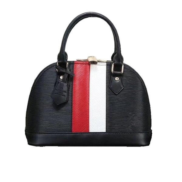 Fashion Designer Women Handbag PU Leather Bags Handbags Ladies Portable Shoulder Bag Office Ladies Hobos Bag Totes 61130#