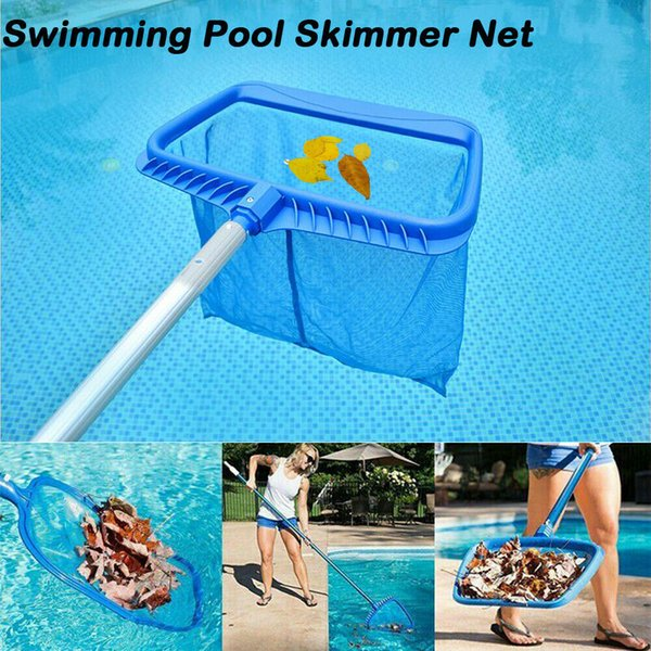 2019 Swimming Pool Cleaning Tools Skimmer Net Fine Mesh Aluminum Frame For  Faster Cleaning Leaves From Wanghongmei8888, $10.46 | DHgate.Com