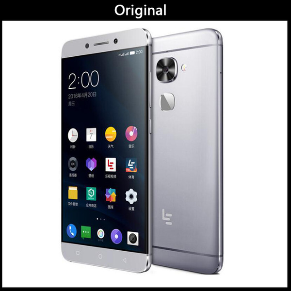 Best LeEco LeTV Le X526 3GB RAM 64GB ROM Cell Phone 3000mAh Snapdragon 652  1 8GHz Octa Core 5 5 Inch Android 6 0 4G LTE Smartphone Best Cell Phone