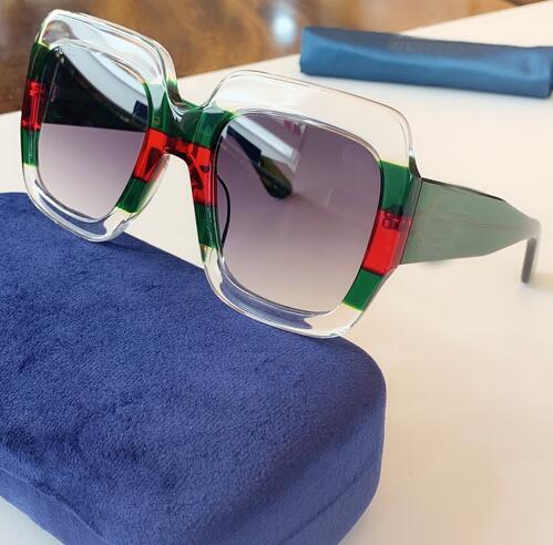 0178 Популярные солнцезащитные очки Дорогих женщин Дизайнерские luxurysunglasses 0178S Квадрат Full Frame верхнего качества Защита от ультрафиолетовых лучей Смешанные цвета с коробкой