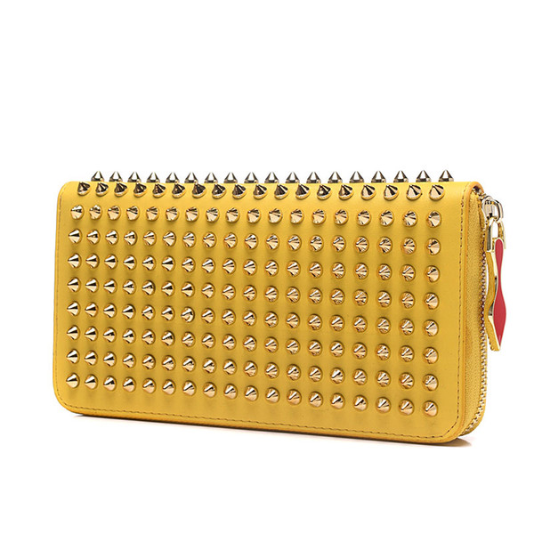 Fashion classic brand women's full nail jewelry solid sequins hand hotsale party wallet ladies a8
