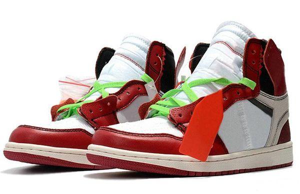 Space Jam 1s Lüks Basketbol Ayakkabıları Çocuk Boy Kız gençlik beyaz Midnight Navy Sneakers Toddlers kapalı Concord Gym Kırmızı Bred