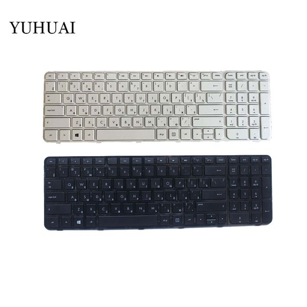 Russian Keyboard for Pavilion G6 G6-2000 G6-2200 G6Z-2000 G6-2000 g6-2100 G6-2163sr G6Z-2000 AER36Q02310 R36 RU WITH FRAME