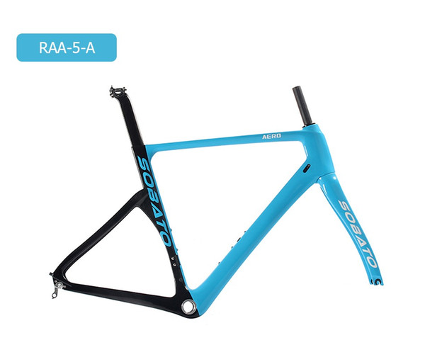 Aero Full Carbon Disc Brake Road Bike Frames 100*12 &142*12mm Road Bicycle Frame RAA