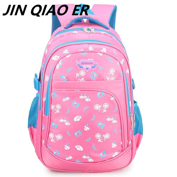 Hot Sale children school bags for teenagers girls big capacity school backpack waterproof kids book bag printing backpack