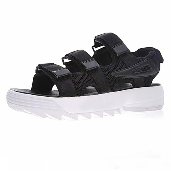 mens flip flop designer sandals women designer sandals black white red Anti-slipping V2Quick-drying Outdoor slippers Soft Water Shoe