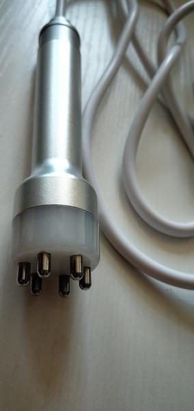 Accessori di macchina iniezione di ossigeno vuoto Hydro Ossigeno bellezza getto di sollevamento BIO Microcurrent dermoabrasione macchina