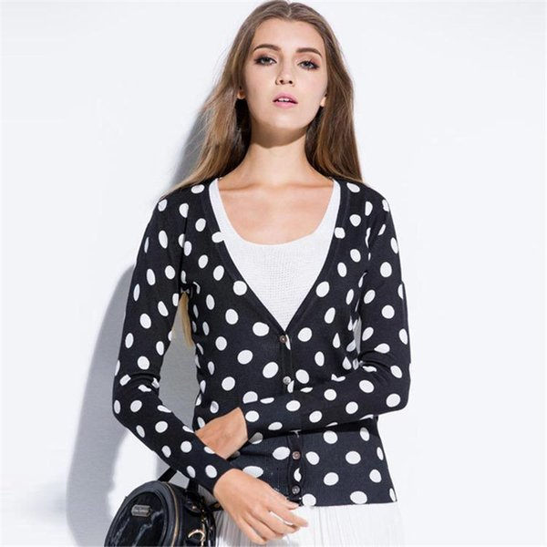 Polka Dot Sweater Women Coupons Promo Codes Deals 2019 Get