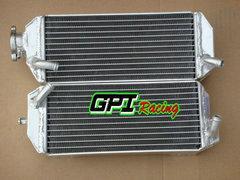 Suzuki DRZ400E 2000-2004 Y K1 aluminum radiator /& HOSE 01 02 04 2001 2002 2003