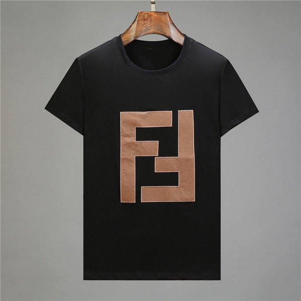 2019Fashion T-shirts Pour Hommes Coton Hommes off Vêtements T-shirt Col Rond milliardaire Homme Tops D'été À Manches Courtes noir Blanc la lettre lettre