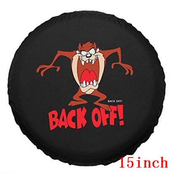 15 inch back off