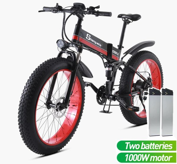 dual battery red