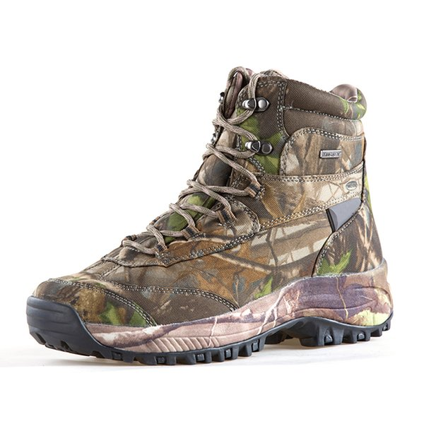 2019 mossy-oak outdoor women's waterproof shoes non-slip wear camouflage shoes hiking walking hunting boots for men thumbnail