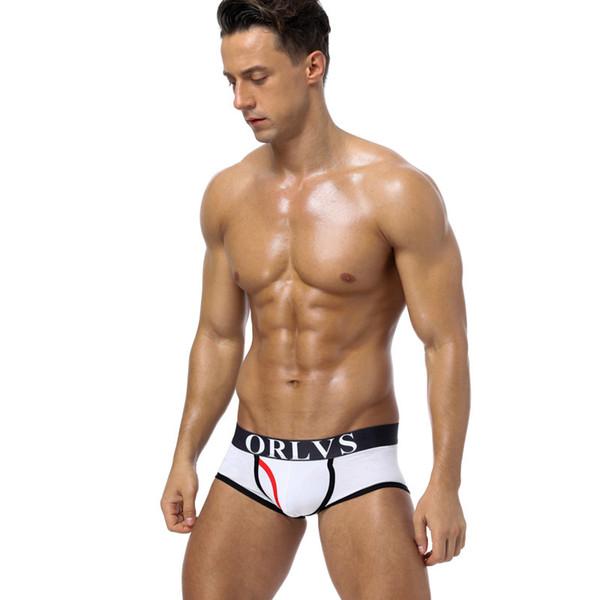 3 pièces automne solide couleur Boxer sous-vêtements pour hommes respirant pantalons pour hommes Sous-vêtements sexy boxer homme boxershorts hommes