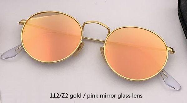112 / Z2 ouro / rosa espelho