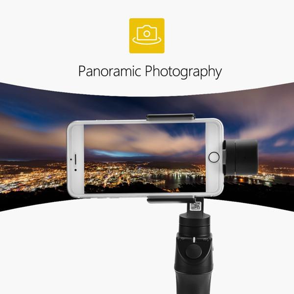 3-Axle 360 Grad Horizontal Rotation Hand Stabilizer Gimbal für Smartphones Handheld Telefon Stabilizer
