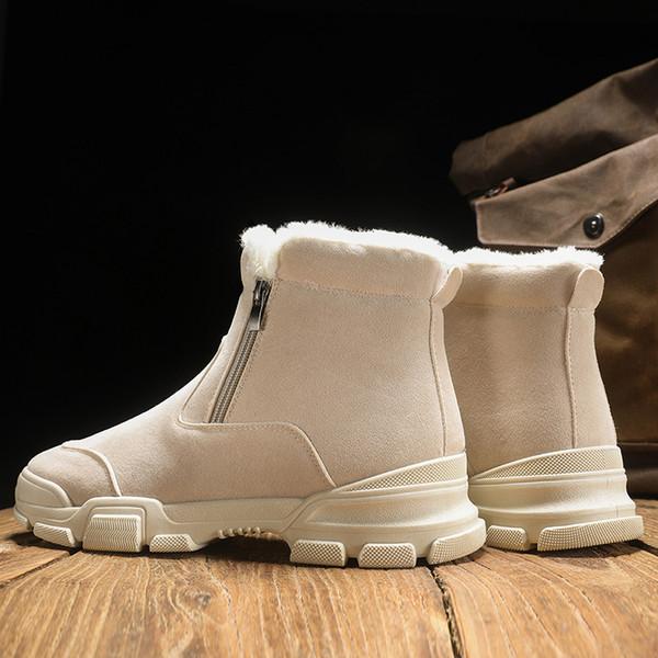 2019 nuovi scarponi da neve bianco nero progettista Chestnut donne stivali classico uomo ragazza bowtie caviglia breve arco formato moda invernale avvio 39-44