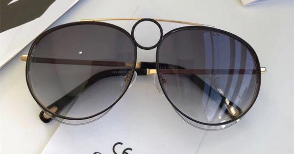 144 new luxury women designer sunglasses audrey goggle sunglasses wrap design unisex model big frame leopard double color frame