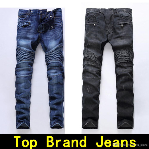 Mens rock revival jeans size 40 straight