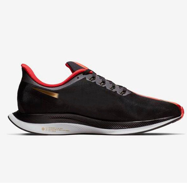 Designer 2019 Chinese New Year CNY Zoom Pegasus Turbo 35 Marathon Running Shoes Women Mens Sneakers Limited Schuhe Breathable Sports