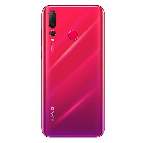 Original HUAWEI Nova 4 Full Screen Mobile Phone 6.4 inch Kirin 970 Octa Core Android 9.0 LTE Cell Phone IPS 2310X1080 6GB/8GB 128GB ROM