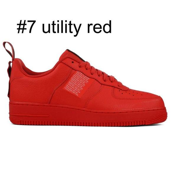 Nr. 7 Dienstprogramm rot