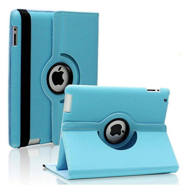 360 degree rotating mart ca e cover for ipad air mini 2 3 4 5 pro 9 7 2017 2018 10 5 11 galaxy tab a e 4 3 2 7 8 9 7 10 7 table pc ca e