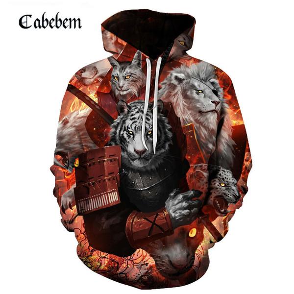 Sıcak satış patlamalar gençlik hoodies 3DAnime karikatür baskı kazak dijital uzun kollu kazak erkekkadınlar sonbahar hoodie