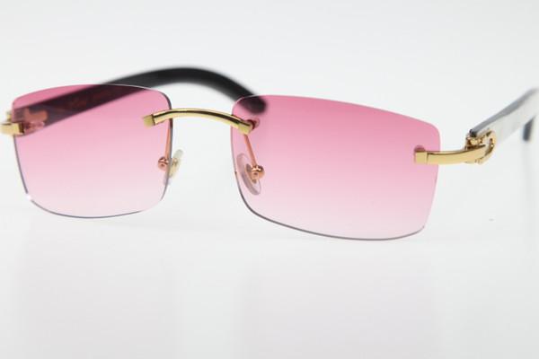Золото Розовый объектив