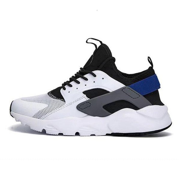 4.0 white black blue