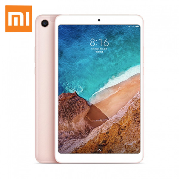 "best selling Original Xiaomi Mi Pad 4 Tablet PC 8.0"" MIUI 9 Octa Core 3GB RAM 32GB eMMC 5.0MP+13.0MP Front Rear Cameras Dual WiFi Notebook"