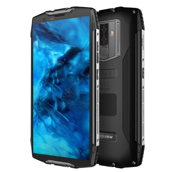 """Blackview BV6800 Pro IP68 IP69K Face ID Smartphone 5.7""""FHD 4GB+64GB 16.0MP Mobile Phone Octa Core Android 8.0 NFC 4G Cellphone"""