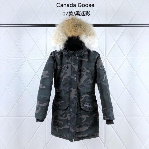 Winter north Chateau Parkas Hoodies Canada Long Brand Designer Down Jacket Men Fashion Design Warm Coat Outdoor Hooded Fur Gusr thick