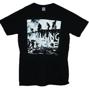 KILLING JOKE T Shirt Bauhaus Brandundgarden Industrial RoHip hop Goth Metal Band Tee