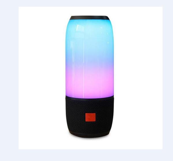 2019 Pulse3 LED Wireless Bluetooth Speaker Super Bass Stereo Loud Speaker Wireless Portable Acoustics Mini Outdoor Sound Box Subwoofer