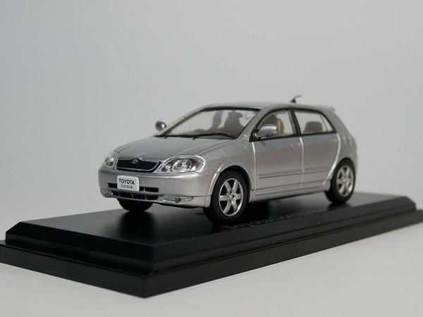 N OREV 1:43 TOYOTA COROLLA RUNX 2001 boutique alloy car toys for children kids toys Model Original packaging