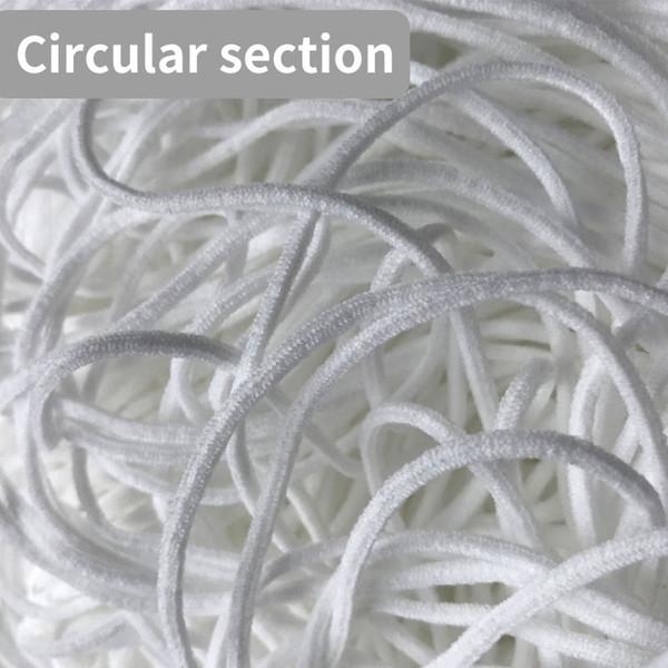 sección circular de 3 mm