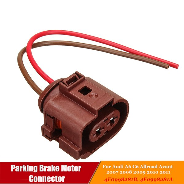 2019 New 4F0998281B Car Parking ke Motor Wiring Harness Connector For Abs Wire Harness Accord on