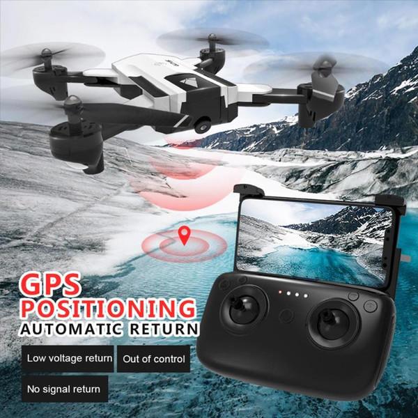 SG900-S GPS-Drohnenkamera HD 720P Beruf FPV Wifi RC-Drohne fester Punkt Höhenstand Follow Me Dron Quadcopter vs H501s