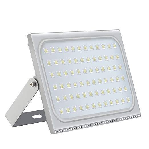 LED Flood Light Outdoor 500W IP65 Impermeabile Esterna Luci di sicurezza Giardino Paesaggio Spot Lampada Super Bright Floodlight 110v