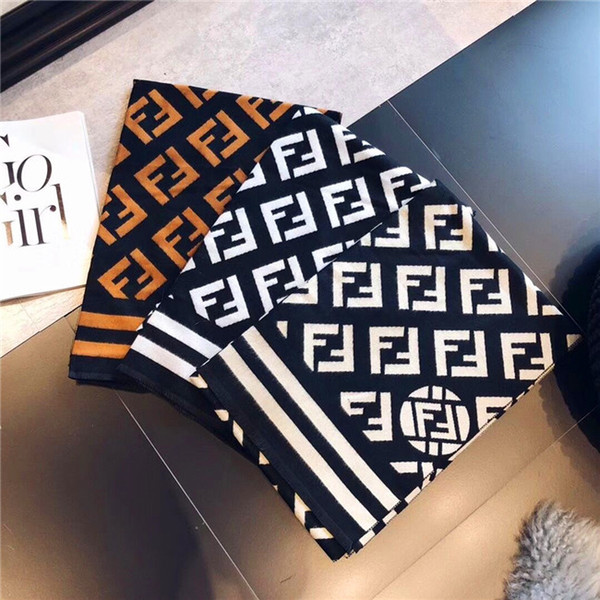 2019New autumn and winter super bright and expensive cashmere blended material, super high-grade fabric texture cashmere versatile scarf