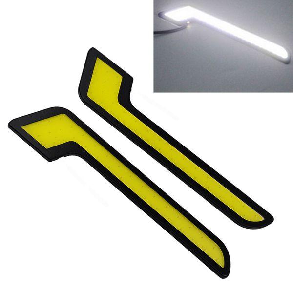 DEL Day Light DRL Running voiture Brouillard conduite Blanc Xenon Diurne Lampe