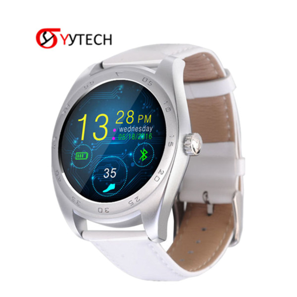 SYYTECH K89 Bluetooth Smart Watch Real-time Heart Rate Monitoring Call Reminder Sports Smart Bracelet For Android IOS