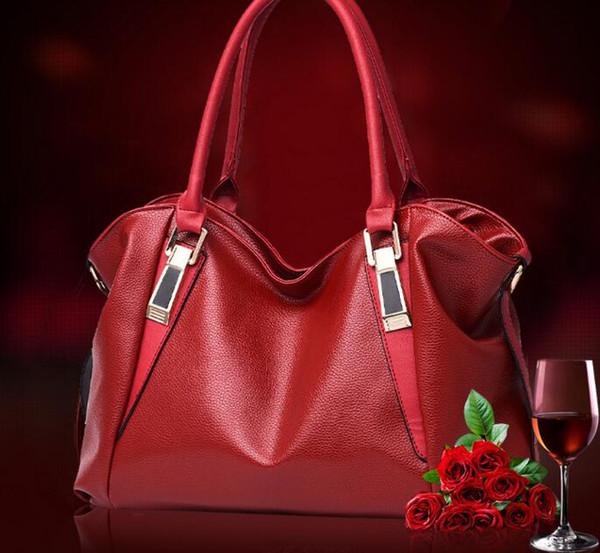 2019new Frauen Umhängetasche klassischer Art-Art und Weise sackt Frauentasche Schultertasche Dame Totes Handtaschen Speedy 37 cm mit Schultergurt, Staubbeutel
