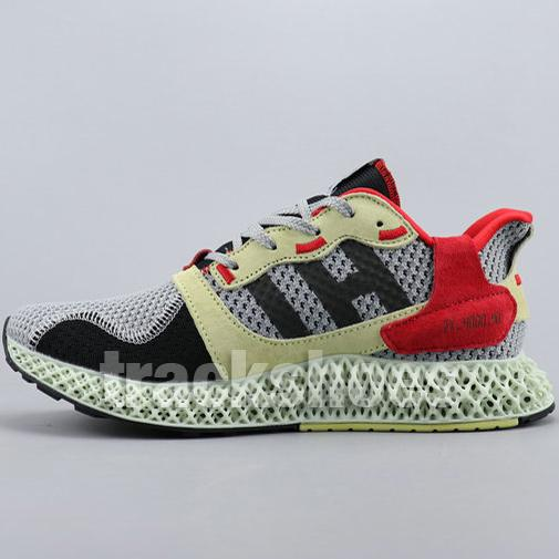 Futurecraft ZX4000 4D Uomo Sneakers per donne Consorzio Runner Inv Fashion Designer Trainers ZX 4000 Scarpe outdoor 11